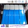 Hoja de acero de la gran calidad con el final de la pintura para el material para techos