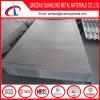 Plaque Chequered en aluminium de configuration de barre 5 pour Antislid