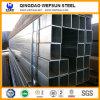 Preço galvanizado galvanizado quadrado da tubulação de aço da câmara de ar de ERW quadrado de aço