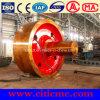 Neumático &Rotary del horno del rodillo de ayuda del horno rotatorio