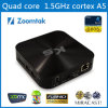 Android H. 265 Hardware Decoding TV Box (zoomtak K5) Support