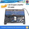 Amplificador de potencia amplio de la megafonía del amplificador de potencia del bastidor del soporte del claxon de Fp10000q para el altavoz