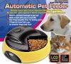 4 Kom van het Huisdier van de Voeder van de Hond van het Huisdier van het Dienblad van de maaltijd de Automatische