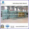 Pequeña prensa del papel usado de la calidad con el transportador
