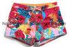 Desgaste seco da praia da tela da maneira da tira/sólido 4 rapidamente, Shorts da placa para mulheres/senhora