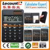 Calculadora de bolsillo de la potencia dual de la alta calidad pequeña (LC395S)