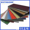 Het Samengestelde Materiaal van het aluminium met Deklaag PVDF