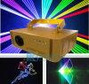 luce laser della discoteca di esposizione del laser di animazione di deviazione standard di colore di 300mw RGB