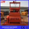Misturador concreto compulsório do Gêmeo-Eixo Js-750