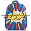 Design reso personale Printed Kids School Backpack per Boy