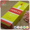 Weiße Kerze für Palästina-Markt mit Kasten-Paket