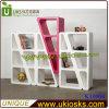 Libro Shelfs, Book Cabinets, Book Racks (disegno ed adattamento di sostegno)