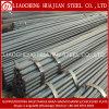 Barra deformada laminada a alta temperatura principal/Rebar do aço suave para o edifício