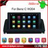 Androïde 5.1 GPS Navigatie voor de Doos van TV van de Auto van C W204, OBD, GPS van de Aansluting van WiFi van de SCHAR Navigatie