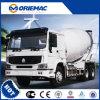 Caminhão pesado do caminhão do misturador concreto de HOWO