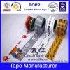 2015 cinta enorme de acrílico revestida del pegamento BOPP de la venta caliente