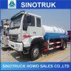 HOWO 6 Cbm Wasser-Becken und Tanker-LKW für Verkauf