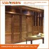 Otturatore moderno di legno dell'otturatore della piantagione del portello scorrevole