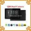 低価格の価格の熱い販売法Q88のタブレットのPCの二重カメラ