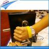 Wristband de silicone de 13.56MHz /125kHz/UHF RFID