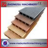 Máquina de la protuberancia del perfil del PVC WPC del plástico