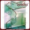 Escadarias da espiral do vidro de segurança (DMS-1023)