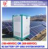 Système à énergie solaire de vent outre d'inverseur de pouvoir de réseau pour la pompe à chaleur de 3 phases