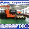 Máquina de perfuração mecânica da torreta do CNC da folha de metal