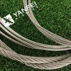 Câble métallique d'acier inoxydable AISI304/316