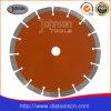 Diamond hoja de sierra: 180 mm láser hoja de sierra para uso general