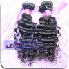 Do Virgin profundo brasileiro natural da onda da qualidade superior 100% cabelo humano