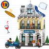 Stadt-Serien-Sonnenschein-Hotel blockt Spielzeug für Kinder