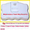 Maintenance Tank Chip Resetter pour Epson 9900/7910/9910 Printer