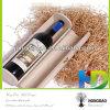 Коробка упаковки Wholesale_L вина Hongdao изготовленный на заказ круглая деревянная
