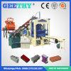 Machine automatique de fabrication de bloc de cendres volantes de Qt4-15c