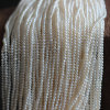 3-3.5mm Small Round Cultured Freshwater Pearls Manufacture (E180066)