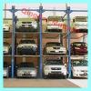 Equipamento mecânico do estacionamento do empilhador de quatro bornes