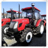 ターボDiesel EngineとのHx Brand 80HP 4X4 Farm Tractor