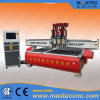 Pneumatic Tool Changing Multi-Process Woodworking CNC Router with Four Spindles (MA1325FP)