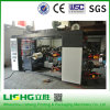 Quatre Colour Film Plastic Flexographic Printing Machine pour LDPE/HDPE Bag