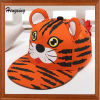 Шлемы Snapback тигра