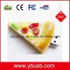 USB do alimento da forma da pizza (YB-45)