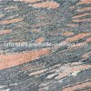 Construction MaterialのStaircaseのための赤いMulticolor Granite Floor Tiles