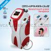 Machine multifonctionnelle Vs300c de laser de Vca-- Cryothérapie/Lipolaser/Cavitation rf