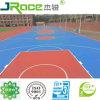 Im Freien Vielzwecksport-Gericht Sports Bodenbelag-Oberfläche