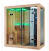 2-4 a pessoa computarizou o chuveiro da sauna do cedro de Canadá