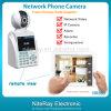 Form-InnenÜberwachungskamera preiswerte WiFi IP-Innenkamera