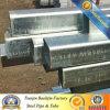 Q235 Carbon Square Tube con Zinc 60 Micro