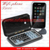 QWERTYtastatur WiFi Fernsehapparat-Viererkabel-Band-Handy (T2000)