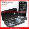 SeQwertyのキーボードのWiFi TVのクォードバンド携帯電話(T2000)の賃金の遠心ポンプ(PW&PWL)